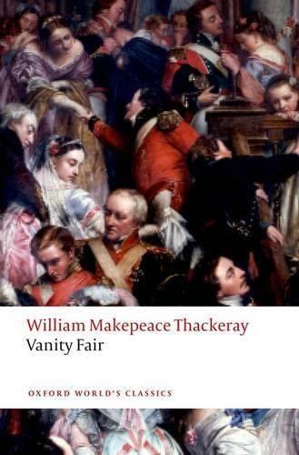 9780198727712: Vanity fair