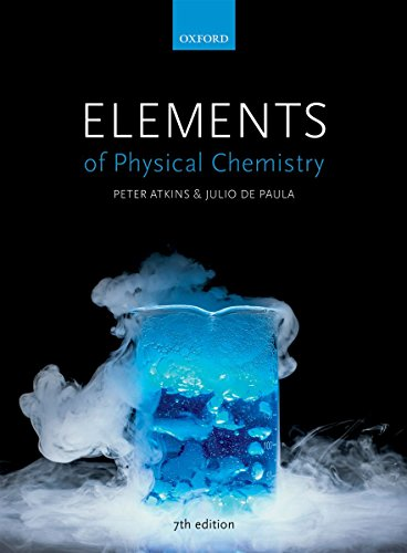 9780198727873: Elements of Physical Chemistry