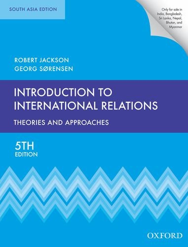 9780198728108: INTRO TO INTERNAL RELATIONS 5E