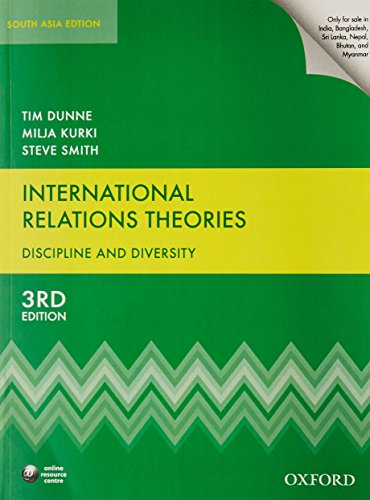 9780198728955: International Relations Theories: Discipline and Diversity, 3rd Edition