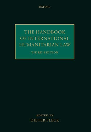 9780198729280: The Handbook of International Humanitarian Law