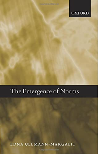 9780198729389: The Emergence of Norms (Clarendon Library of Logic and Philosophy)