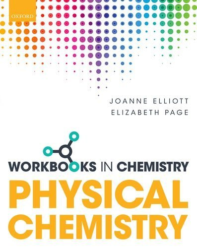 Workbook in Physical Chemistry (Workbooks In Chemistry): Page, Elizabeth