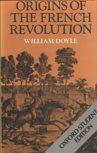 9780198730217: Origins of the French Revolution