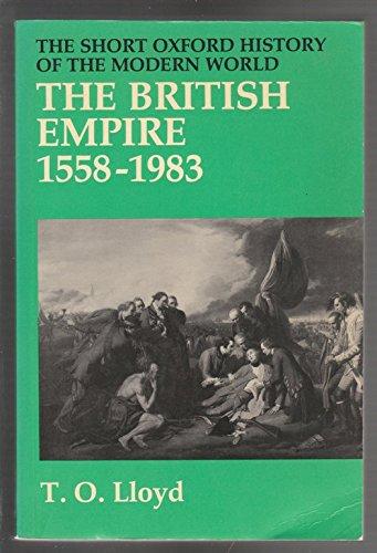 9780198730255: British Empire, 1558-1983 (Short Oxford History of the Modern World)