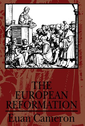 9780198730934: The European Reformation