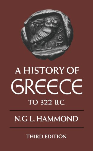9780198730958: A History of Greece to 322 BC
