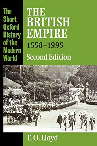9780198731337: The British Empire 1558-1995 (Short Oxford History of the Modern World)