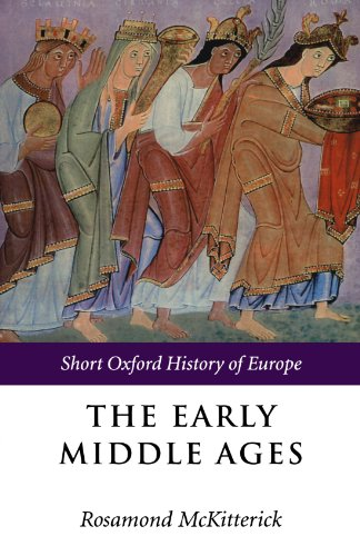 9780198731726: The Early Middle Ages: Europe 400-1000