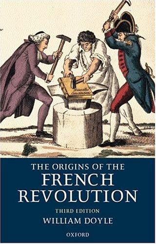 9780198731757: Origins of the French Revolution