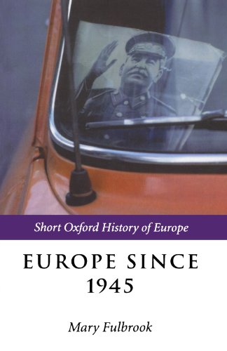 9780198731788: Europe Since 1945
