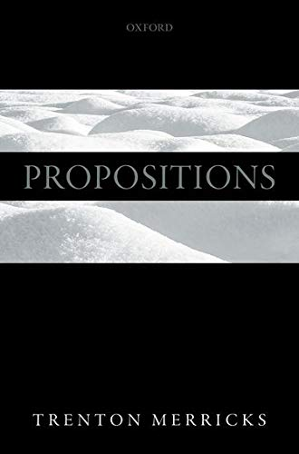 9780198732563: Propositions