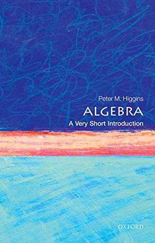 9780198732822: Algebra: A Very Short Introduction (Very Short Introductions)