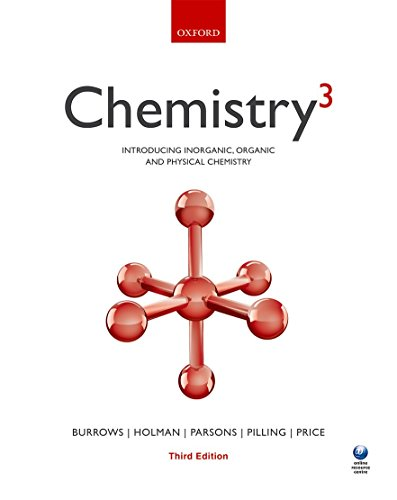9780198733805: Chemistry³: Introducing inorganic, organic and physical chemistry
