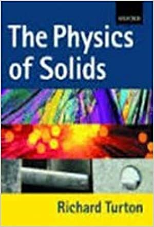 9780198735298: Physics Of Solids