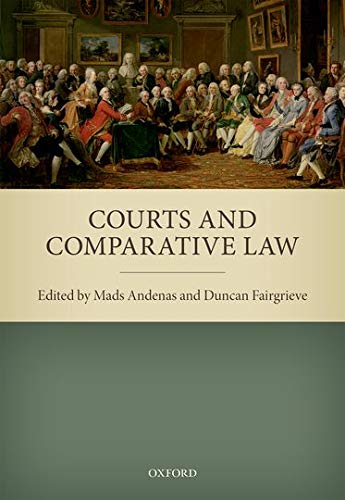 9780198735335: Courts and Comparative Law