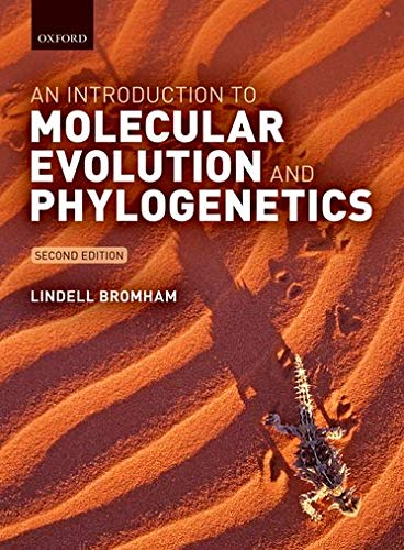 9780198736363: An Introduction to Molecular Evolution and Phylogenetics