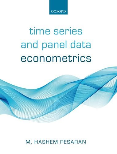 9780198736912: Time Series and Panel Data Econometrics for Macroeconomics and Finance