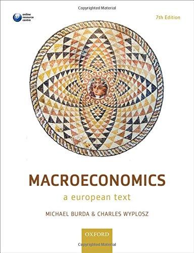 9780198737513: Macroeconomics: a European Text