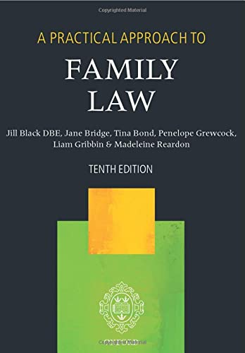 A Practical Approach to Family Law: The Right Honourable