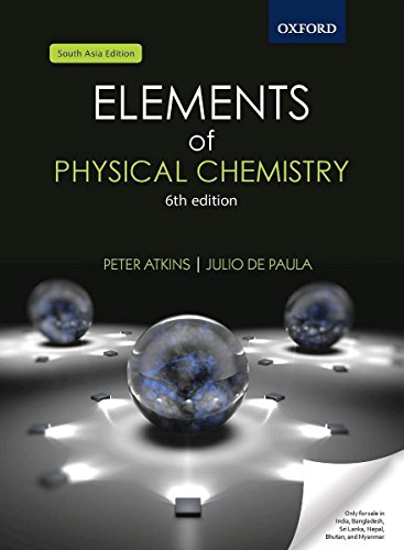 9780198737940: Elements of Physical Chemistry, 6th ed.