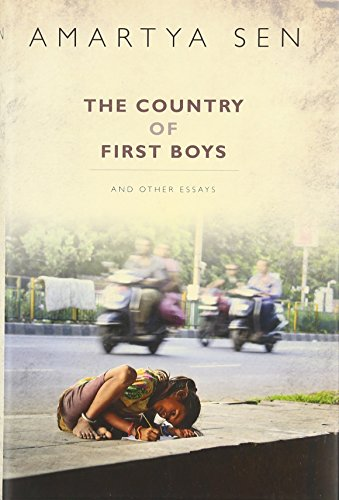 9780198738183: The Country of First Boys And Other Essays