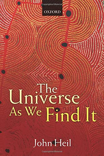 9780198738978: The Universe As We Find It