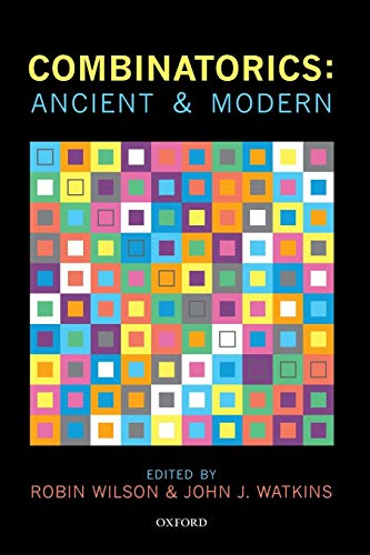 9780198739050: Combinatorics: Ancient & Modern