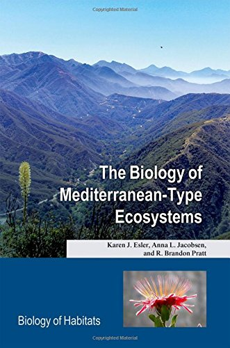 9780198739142: The Biology of Mediterranean-Type Ecosystems