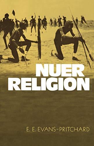 9780198740032: Nuer Religion
