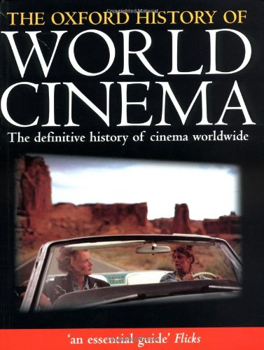 9780198742425: The Oxford History of World Cinema