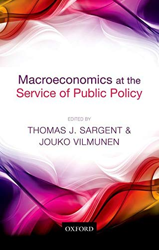 9780198743767: Macroeconomics at the Service of Public Policy