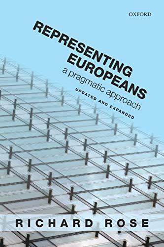 9780198744344: Representing Europeans: A Pragmatic Approach