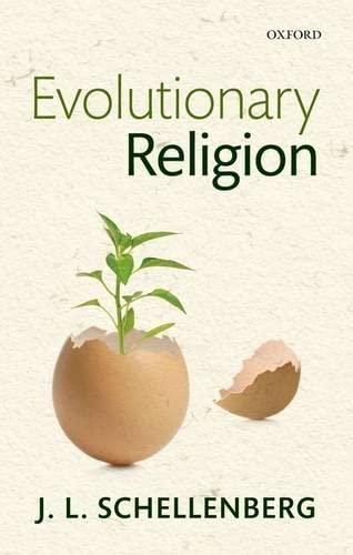 9780198744368: Evolutionary Religion