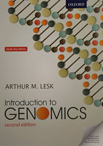 9780198745891: Introduction To Genomics