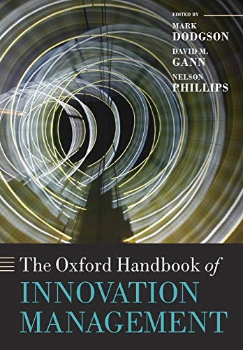 9780198746492: The Oxford Handbook of Innovation Management (Oxford Handbooks)
