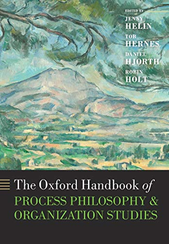9780198746539: The Oxford Handbook of Process Philosophy and Organization Studies (Oxford Handbooks)