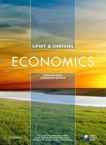9780198746577: Economics 13 Ed