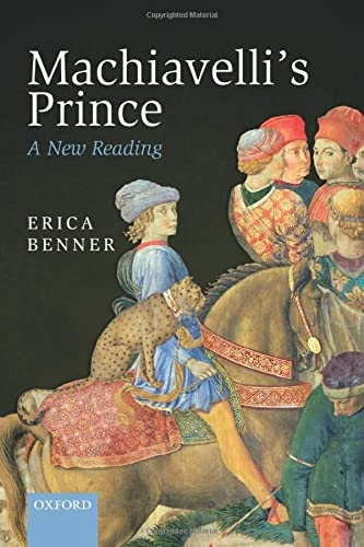 9780198746805: Machiavelli's Prince: A New Reading
