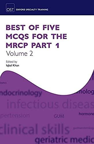 iqbal khan - best five mcqs mrcp part - AbeBooks