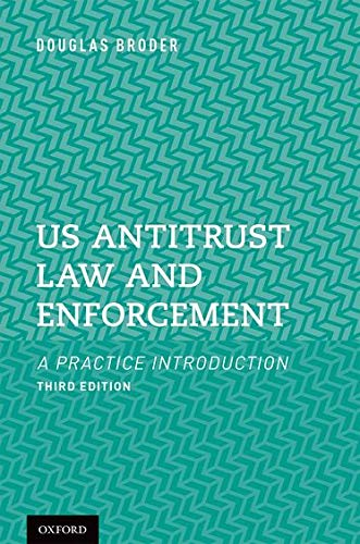 9780198747352: US Antitrust Law and Enforcement