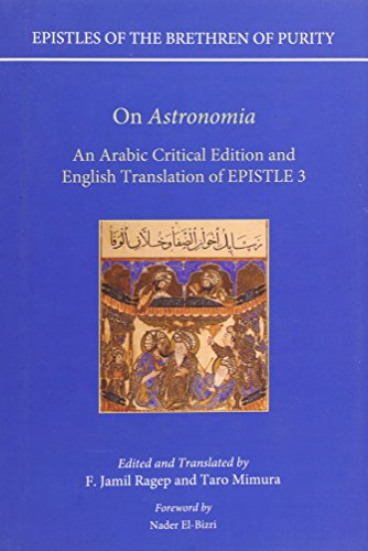 On 'Astronomia': An Arabic Critical Edition and: Ragep, F. Jamil