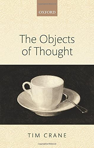 9780198748045: The Objects of Thought