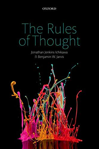 9780198748182: The Rules of Thought