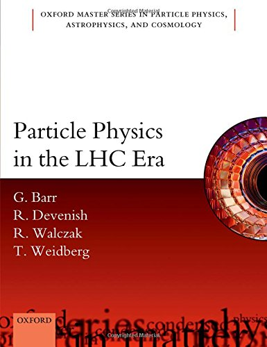 9780198748557: Particle Physics in the LHC era (Oxford Master Series in Physics)