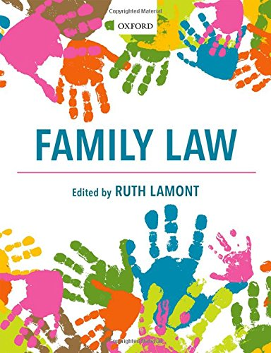 9780198749653: Family Law