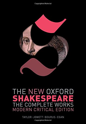 9780198749721: The New Oxford Shakespeare: Modern Critical Edition: The Complete Works