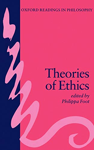 9780198750055: Theories of Ethics
