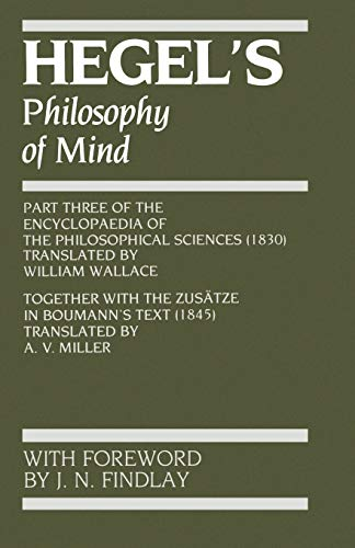 9780198750147: Hegel: Philosophy of Mind (Hegel's Encyclopedia of the Philosophical Sciences)