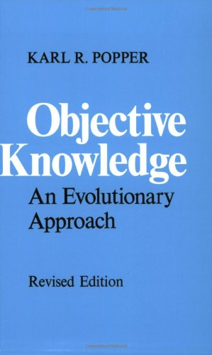 9780198750246: Objective Knowledge: An Evolutionary Approach